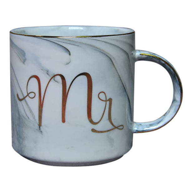 Buy MR MRS Drinking Milk Cup at DekiGo coffee mug, cup