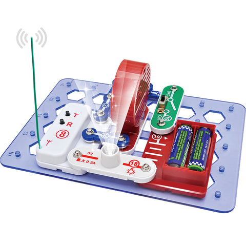 Integrated Circuit Electronic Blocks Science Education Toy