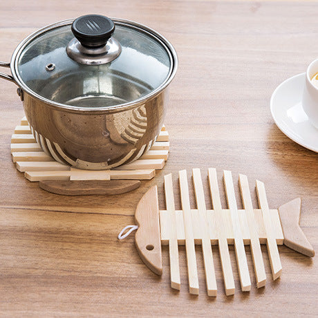 New Arrival Wooden Dining Table Pot Cup Mat