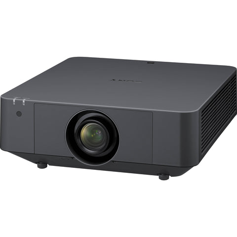 SONY  VPL-FHZ66 6,100 lumens WUXGA laser light source projector - Black