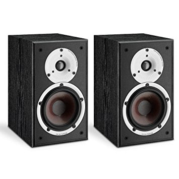 DALI Spektor 2  BookShelf Speakers - pair - Black