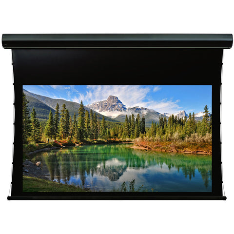 "Grandview Cyber Series Tab-Tension WM-M120 HD TAB Grey 120"" 16:9 Motorized Screen"