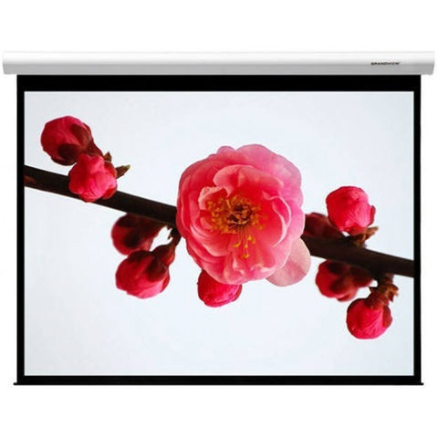 "Grandview Cyber Series WM-M100 CYBER-HD 100"" 16:9 Motorised Screen"