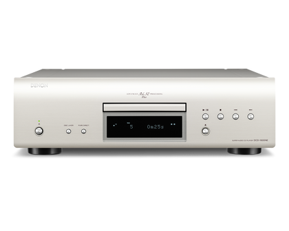 Denon DCD-1600NE Super Audio CD Player - Silver