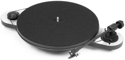 Pro-Ject Elemental Turntable - Black