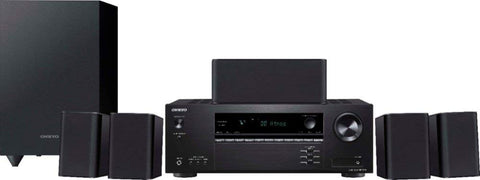 ONKYO HT-S3910 5.1-Ch Home Cinema Receiver & Speaker Package