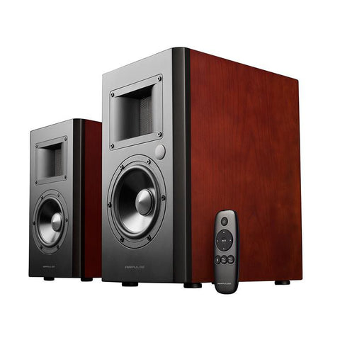 Edifier AIRPULSE A200 Active Speaker System- Cherry