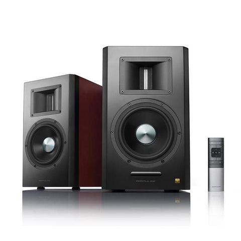 Edifier AIRPULSE A300 Active Speaker System - Brown