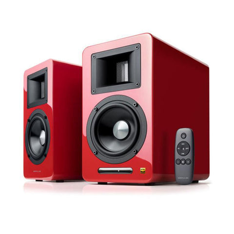 Edifier Airpulse A100 Active Speaker System - Red