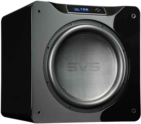 SVS SB16-Ultra Subwoofer - Gloss Black