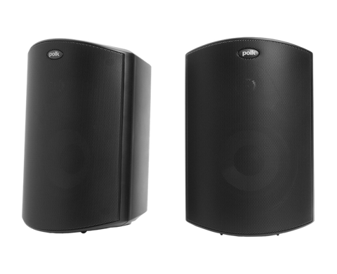polk Atrium5 Outdoor speakers - pair - Black