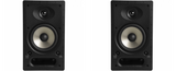 polk 65-RT Vanishing RT Series In-Wall Rectangular Loudspeaker - pair  - White