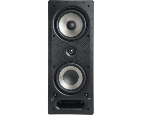 polk 265-RT Vanishing RT Series In-Wall Loudspeaker - each - White