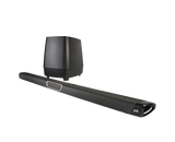 polk MagniFi MAX  Home Theatre Sound Bar System - Works with Google Assistant - Black