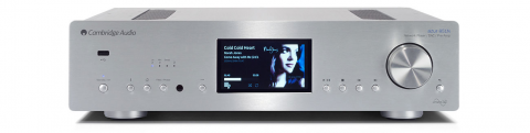 Cambridge Audio AZUR 851N Network Player - Silver