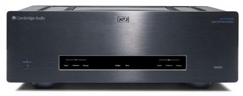 Cambridge Audio Azur 651W Power Amplifier - Black