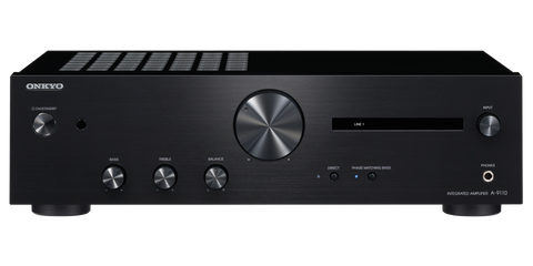 ONKYO A-9110 Integrated Stereo Amplifier - Black