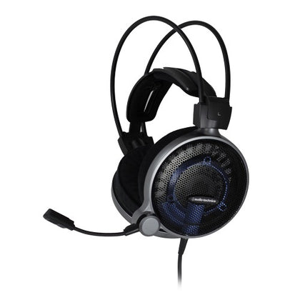 Audio Technica ATH-ADG1X High-Fidelity Open-Back Gaming Headset - Blue/Black