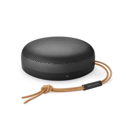 Bang & Olufsen BeoPlay A1 portable bluetooth speaker - Black Anthracide