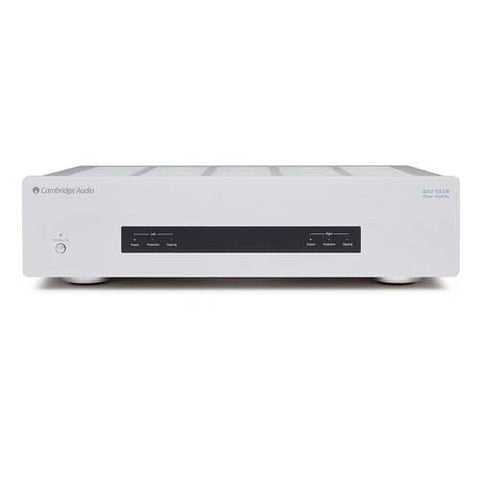 Cambridge Audio Azur 651 W Amplifier - Silver