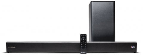 Cambridge Audio TVB2 V2 Sound Bar - black