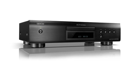 Denon DCD-600NE CD Player with AL32 Processing - Black