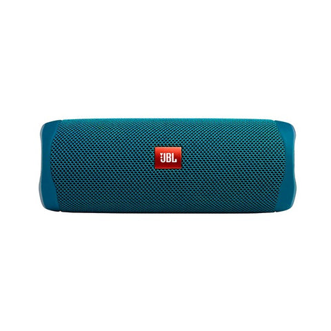 JBL Flip 5 Eco Edition Portable Bluetooth Speaker - Ocean Blue