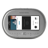 Harman Kardon Citation Oasis DAB/DAB+ Radio Speaker With Wireless Phone Charging - Grey