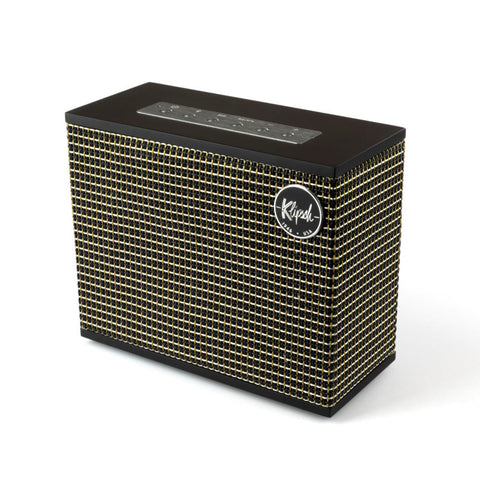 Klipsch HERITAGE GROOVE - HIGH-END BLUETOOTH SPEAKER - Matte Black