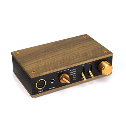 Klipsch HERITAGE Headphone Amplifier - Walnut
