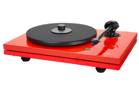 music hall MMF 5.3 LE Turntable - Red