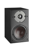 DALI Oberon 1 Bookshelf Speakers - pair - Black Ash