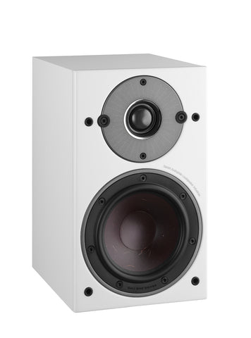 DALI Oberon 1 Bookshelf Speakers - pair - White