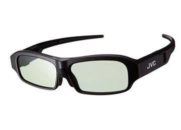 JVC PK-AG3G 3D Glass - Black