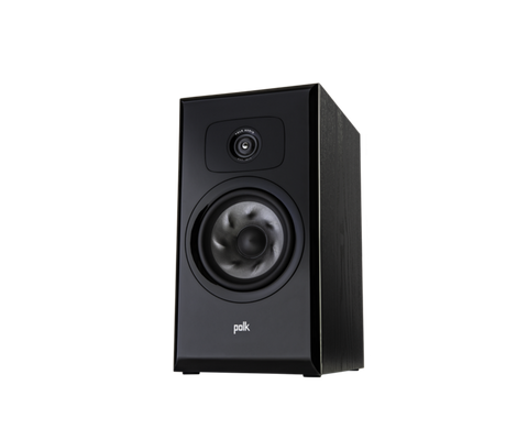 Polk LEGEND L200 Large Premium Bookshelf Speaker  - pair - Black Ash