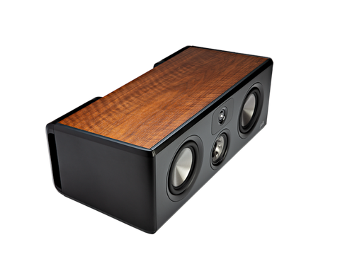Polk LEGEND  L400 Home Theatre Centre Channel Speaker - Walnut Brown
