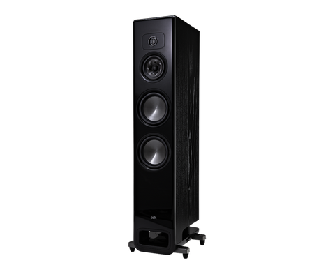 Polk LEGEND L600 Series Premium Floorstanding Tower Loudspeaker  - pair- Black Ash