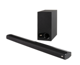 polk Signa S2 Universal TV Sound Bar and Wireless Subwoofer - Black