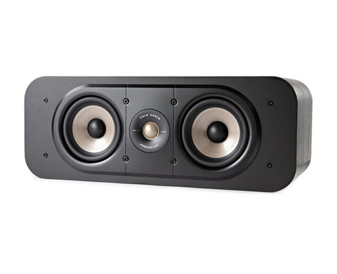 polk Signature S30e centre speaker - each - Black