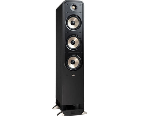 polk Signature S60e Floorstanding speakers - pair - Black