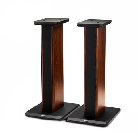 Edifier SS02C Speaker Stands for S2000MKIII-Woodgrain  - Dark Woodgrain
