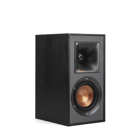 Klipsch R-41M Bookshelf speakers - pair - Black