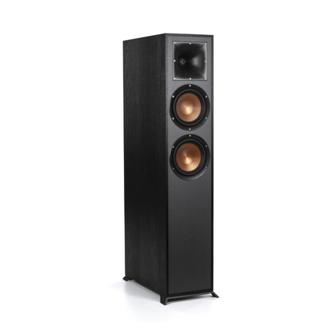 Klipsch R-625FA Dolby ATMOS Floorstanding speakers - pair - Black