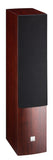 DALI Rubicon 5 Floorstanding Speakers - Pair - Rosso Veneer