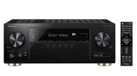 Pioneer VSX-933 7.2-ch Network AV Receiver - Black