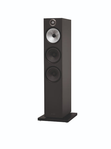 Bowers & Wilkins 603 Floorstanding Speakers – pair - Matte Black