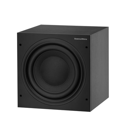"Bowers & Wilkins ASW 610 XP 10"" Subwoofer –each-Soft Touch Black"