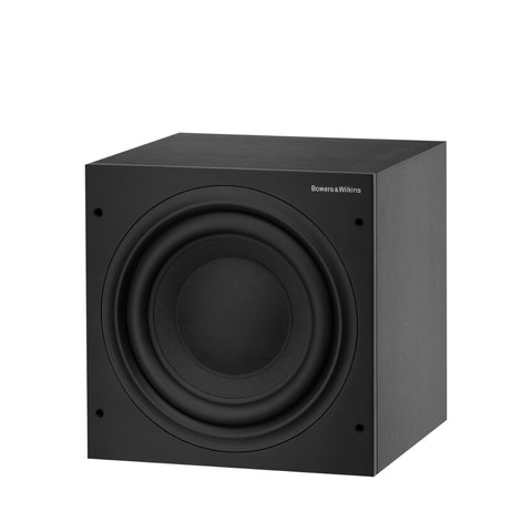 "Bowers & Wilkins ASW 608 8"" Subwoofer – each - Soft Black Touch"