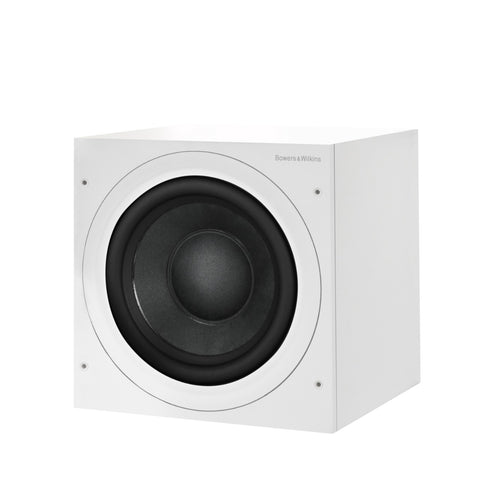 "Bowers & Wilkins ASW 608 8"" Subwoofer – each - Matte White"