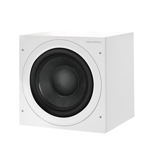 "Bowers & Wilkins ASW 610 10"" Subwoofer – each- Matte White"